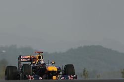 23.10.2010, Korea International Circuit, Yeongam, KOR, F1 Grandprix of Korea, im Bild Sebastian Vettel (GER), Red Bull Racing, EXPA Pictures © 2010, PhotoCredit: EXPA/ InsideFoto/ Hasan Bratic *** ATTENTION *** FOR AUSTRIA AND SLOVENIA USE ONLY!