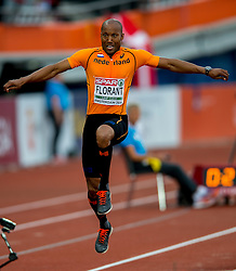 09-07-2016 NED: European Athletics Championships day 4, Amsterdam<br /> Fabian Florant
