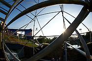 Brett Rheeder during Mountain Bike Slopestyle Finals at the 2013 X Games Munich in Munich, Germany. ©Brett Wilhelm/ESPN