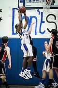 December/2/11:  MCHS JV Boys Basketball vs East Rockingham Eagles.  Madison lost to East Rock 38-25.