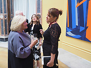 DAME VIVIEN DUFFIELD; ALEXANDRA SHULMAN; TRACEY EMIN, Royal Academy of Arts Annual Dinner. Burlington House, Piccadilly. London. 6 June 2017