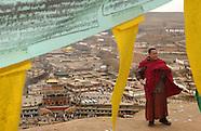Butter Statue in Tibetan Monastery
