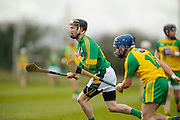 NHL Division 2B at Trim, 6th March 2016<br /> Meath vs Donegal<br /> Adam Gannon (Meath) & Dara Grant (Donegal)<br /> Photo: David Mullen /www.cyberimages.net / 2016