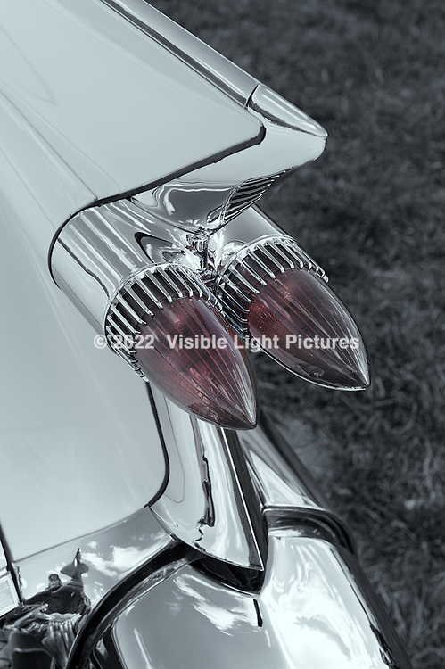 Tail Fin from a 1959 Cadillac