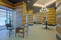Bethesda Apartment building Interior Design Image by Interior Photographer Jeffrey Sauers of The Portico Lobby.