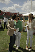 Hugh Dancy and Matthew Williamson, Cartier International Polo. Guards Polo Club. Windsor Great Park. 30 July 2006. ONE TIME USE ONLY - DO NOT ARCHIVE  © Copyright Photograph by Dafydd Jones 66 Stockwell Park Rd. London SW9 0DA Tel 020 7733 0108 www.dafjones.com