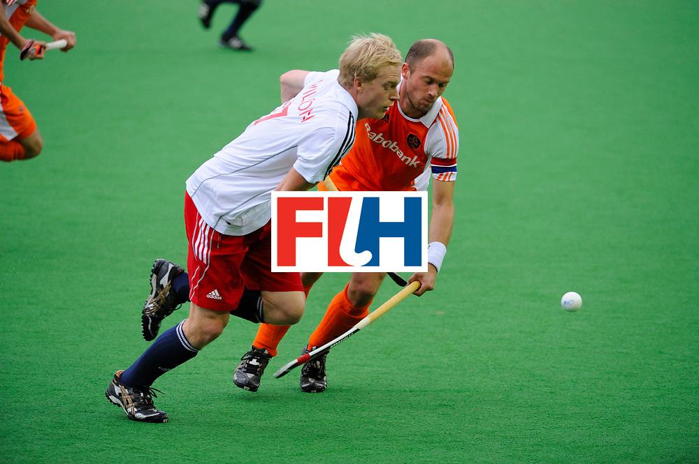 2009 CT Men- England v.Netherlands