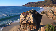 Garrapata Beach, Big Sur, California<br />