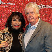 NLD/Amsterdam/20191111 - Premiere Kinky Boots, Laura Fygi en partner Jacques Buhling