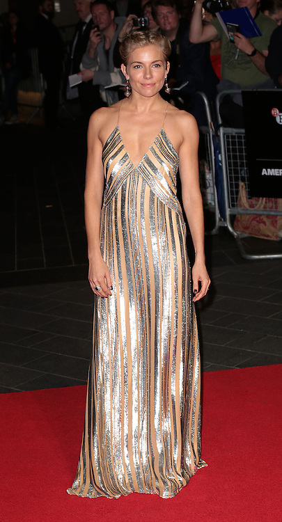 Oct 16, 2014 - 58th BFI London Film Festival - 'Foxcatcher' Gala Screening<br /> <br /> Photo Shows: Sienna Miller<br /> ©Exclusivepix