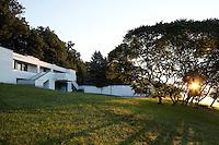 Haus Dellacher, Oberwart.Architektur: Raimund Abraham