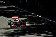 September 10-12, 2010: Italian Grand Prix. Jenson button, Mclaren