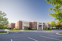 Exterior image of Heritage Training and Shooting Center in Frederick Maryland by Jeffrey Sauers of Commercial Photographics, Architectural Photo Artistry in Washington DC, Virginia to Florida and PA to New England