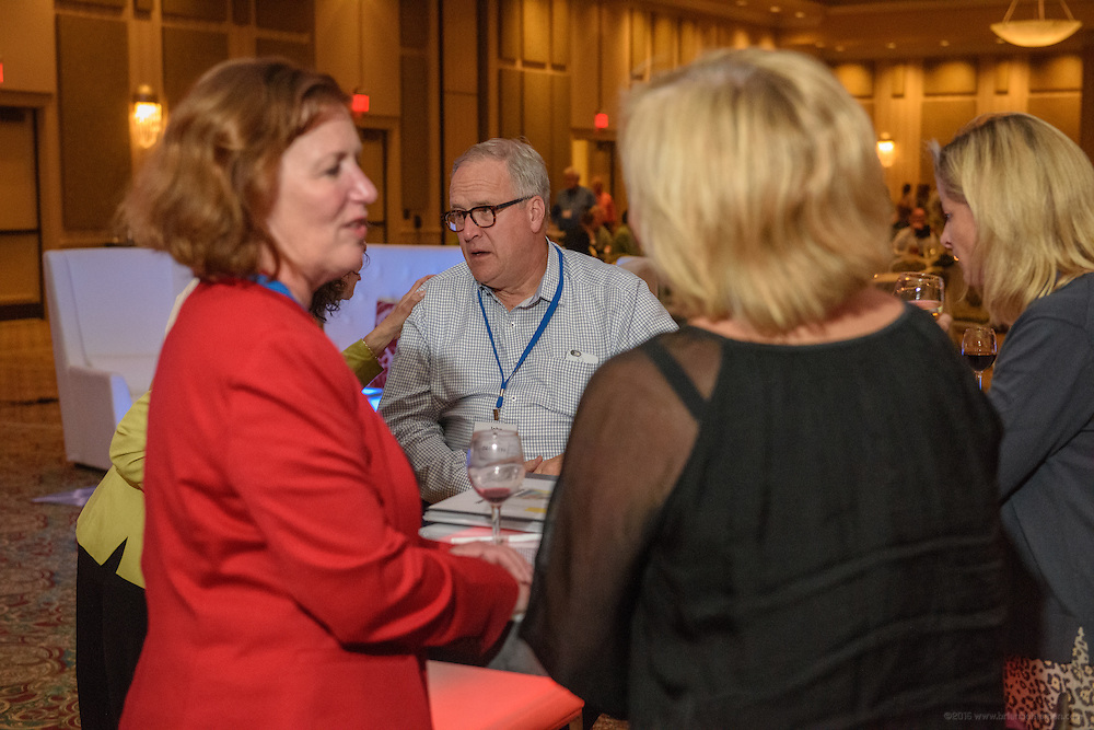 Cocktails, dinner and karaoke at Lilly's Global Leadership Conference Tuesday, Aug. 23, 2016 at French Lick Springs Hotel in French Lick, Ind. (Photo by Brian Bohannon for Eli Lilly and Company)