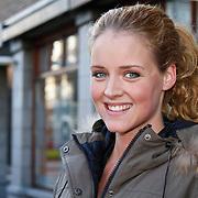 NLD/Amsterdam/20111128 - Opening Personal Gym van Carlos Lens, Liza Sips