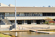 Daniel Rowing centre, Yarkon River, Tel Aviv, Israel
