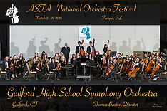 Guilford High School Symphony Orchestra
