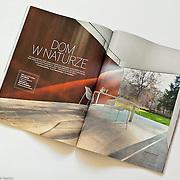 Dom & Wnetrze interior magazine photography by Piotr Gesicki