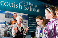 Scottish Salmon Producers' Organisation at Royal Highland Show 2017
