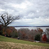 View of Potomac River from Mt. Vernon in Washington D.C.