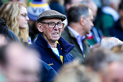 Worcester Warriors fans at Leicester Tigers - Mandatory by-line: Robbie Stephenson/JMP - 23/09/2018 - RUGBY - Welford Road Stadium - Leicester, England - Leicester Tigers v Worcester Warriors - Gallagher Premiership