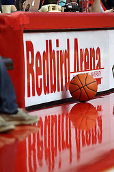 14 November 2016:   during an NCAA  mens basketball game between the Indiana Purdue Fort Wayne Mastodons the Illinois State Redbirds in Redbird Arena, Normal IL