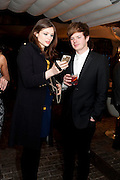 Sophie Ellis-Bextor; Richard Jones, InStyle Best Of British Talent , Shoreditch House, Ebor Street, London, E1 6AW, 26 January 2011