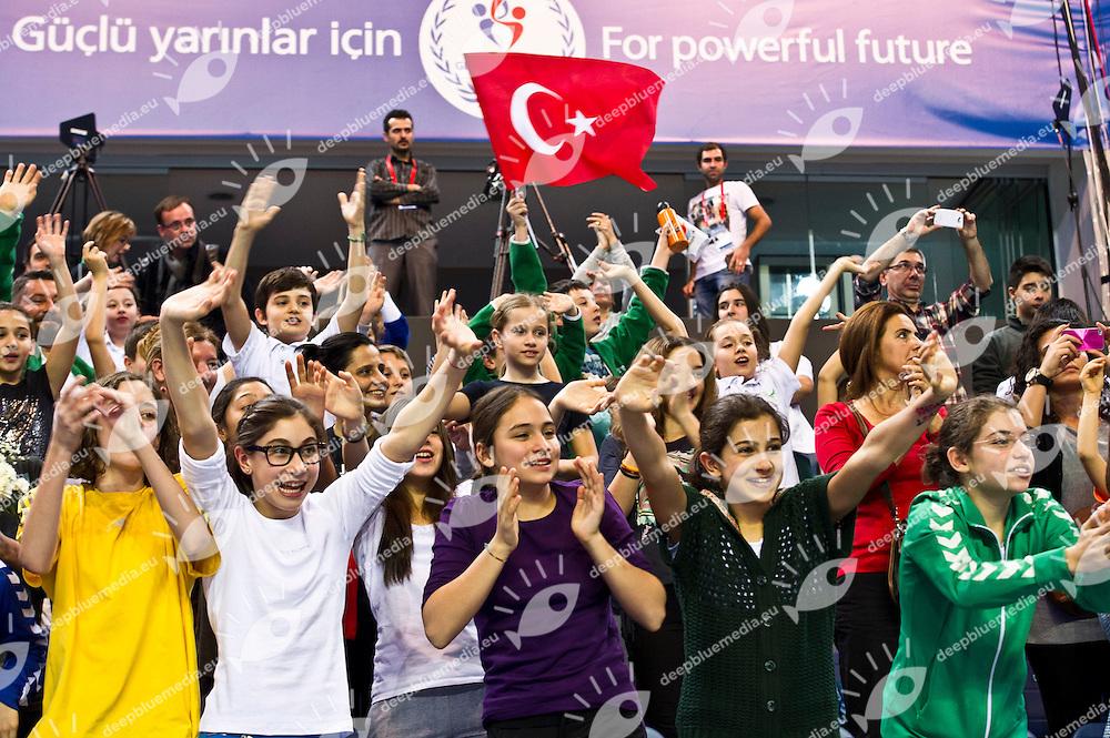 Finals.FINA World Short Course Swimming Championships.Istanbul Turkey 12 - 16 Dec. 2012.Day 04.Photo G.Scala/Deepbluemedia/Inside