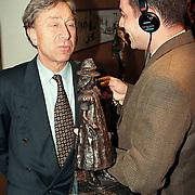 Nieuwjaarsreceptie 1999 Rabobank Huizen, nieuw beeld