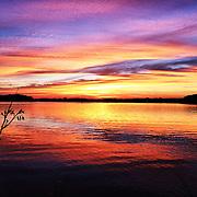 Sunset on Lake Minnetonka