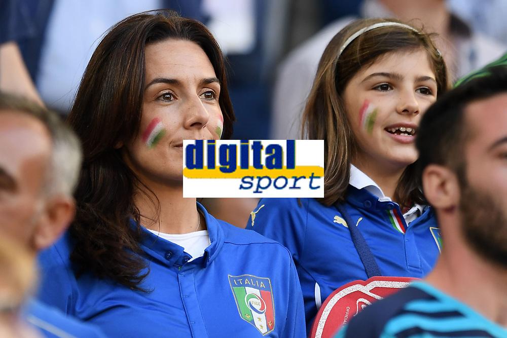 Elisabetta Muscarello<br /> Paris 02-07-2016 Parc des Princes Football Euro2016 Italy Germany / Italia Germania<br /> Round of 4, Foto Matteo Gribaudi/Image Sport / Insidefoto