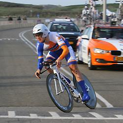 Olympia's Tour 2013 proloog Katwijk Ruben Zepuntke