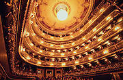 "Stavovske? Divadlo (Theatre of States). Dress rehearsal for ""Cosi fan Tutte"", opera by Wolfgang Amadeus Mozart."
