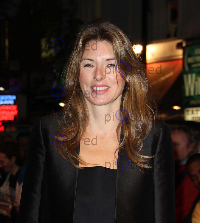 Jools Oliver Wild Bill premiere at the 55th BFI London Film Festival, Vue Cinema, Leicester Square, London, UK. 21 October 2011. Contact: Rich@Piqtured.com +44(0)7941 079620 (Picture by Richard Goldschmidt)