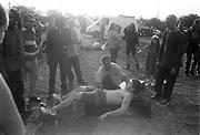 Spiritual Healing, Exodus Free Festival, Luton, 1997.