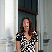 NLD/Amsterdam/20070308 - Persviewing Ex Wives Club, Rosalie van Breemen