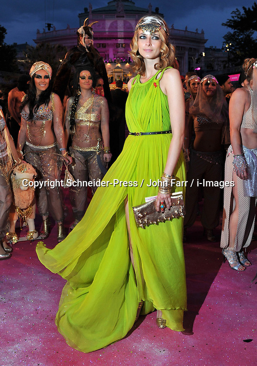 Eva Padberg during the Life Ball 2013 at City Hall, Vienna, Austria, 25 May, 2013. Photo by Schneider-Press / John Farr / i-Images. .UK & USA ONLY