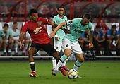Soccer: International Champions Cup-Manchester  United vs Inter Milan-Jul 20, 2019
