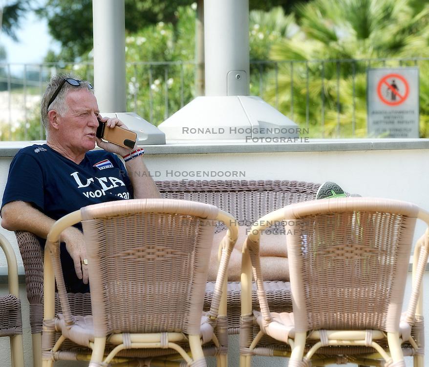 29-09-2014 ITA: World Championship Volleyball Persmoment Nederland, Verona<br /> Tom Berwers