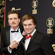 NLD/Hilversum/20190131 - Uitreiking Gouden RadioRing Gala 2019, Bram Krikke en ......
