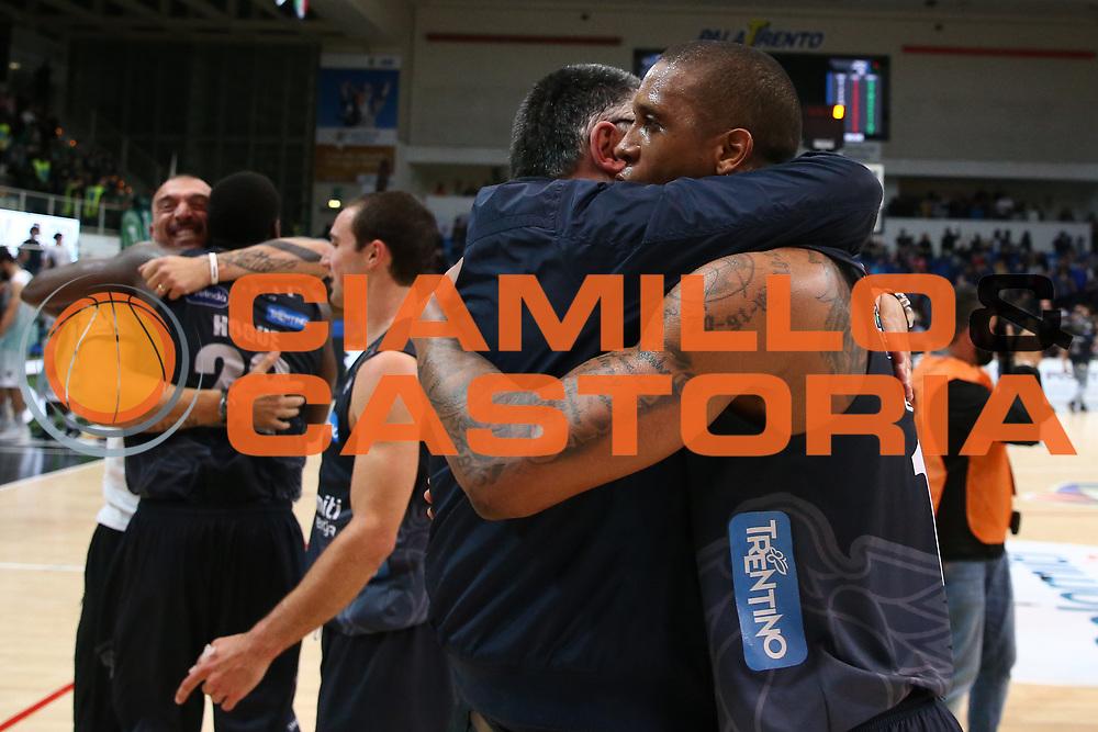 Gomes Joao<br /> Dolomiti Energia Trentino vs Sidigas Avellino<br /> Lega Basket Serie A 2016/2017<br /> Trento, 07/05/2017<br /> Foto Ciamillo-Castoria/A. Gilardi