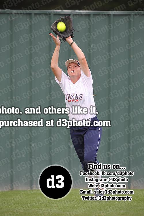 2014 NCAA DIII Softball Regional Playoff,University of Texas - Tyler,Photo Taken by: Joe Fusco, maxpreps.com/jfactionphoto.com,
