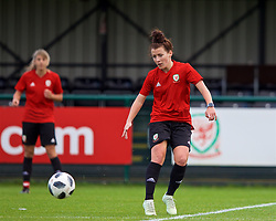 NEWPORT, WALES - Tuesday, November 6, 2018: Wales' Angharad James during a training session at Dragon Park ahead of two games against Portugal. (Pic by Paul Greenwood/Propaganda)