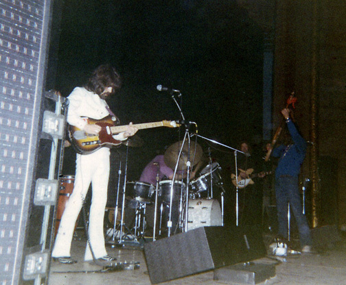 The Byrds, Eastman Theater, 3/13/71