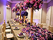 #RoyalDC - Karen Tran of Karen Tran Floral Designs of San Diego, California presents a Floral Design Master Class at The Mandarin Oriental Hotel DC. Photos by ©John Drew c/o Professional Image LLC. www.professionalimage.com