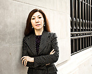 Wei Sun Christianson, CEO Morgan Stanley China