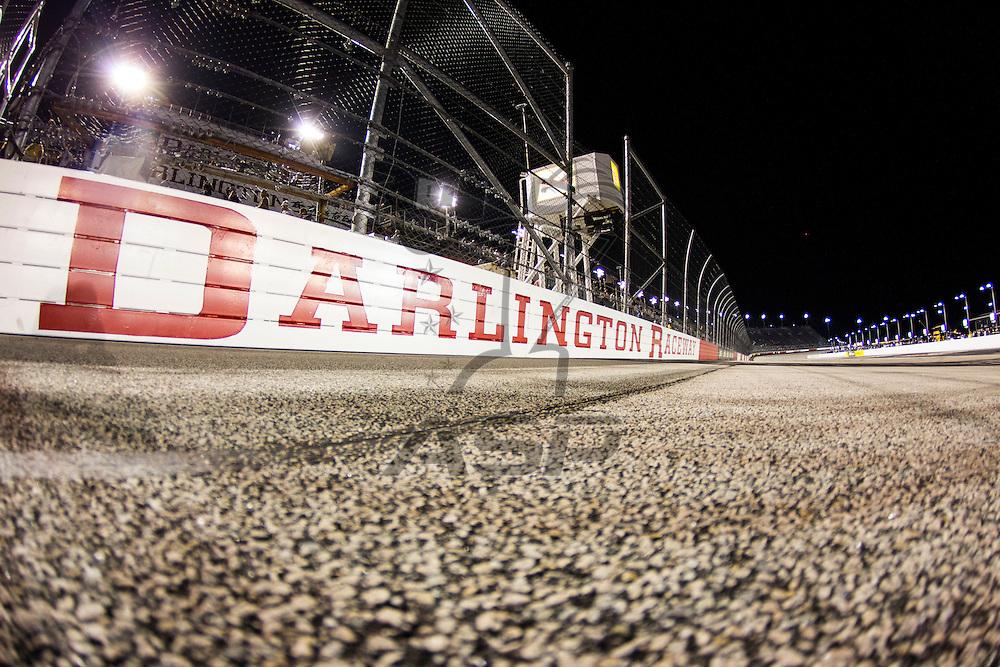 Darlington, SC - Sep 07, 2015:  The NASCAR Sprint Cup Series teams take to the track for the Bojangles' Southern 500 at Darlington Raceway in Darlington, SC.