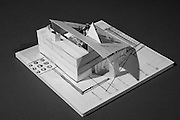 Maquettes d'architecture  à  Galerie d'architecture Monopoli / Montreal / Canada / 2009-03-07, © Photo Marc Gibert / adecom.ca
