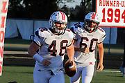 West Monroe Rebel Freshmen play at Ouachita High School in Monroe, La.