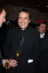 News reader DERMOT MURNAGHAN at a party to celebrate the recent merger of Chelsea Mortgage Management with Cobalt Capital - A Night in Marrakesh held at Raffles, nightclub, Kings Road, London on 1st December 2005.<br />